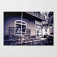 Saint Charles Grocery Canvas Print
