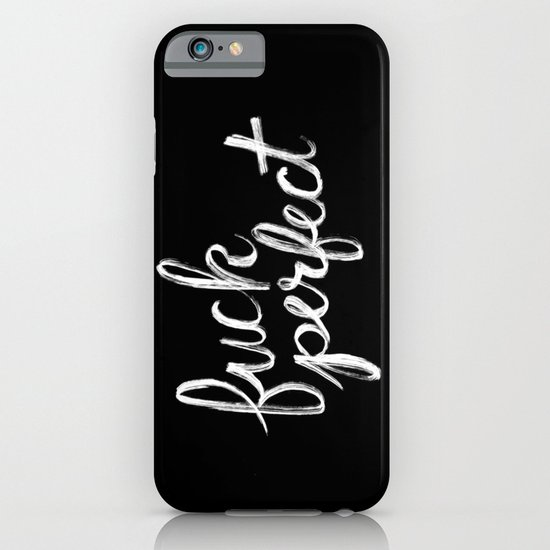 Fuck Perfect iPhone & iPod Case