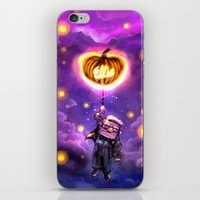 EllieWeen iPhone & iPod Skin