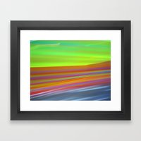 lightscape Framed Art Print