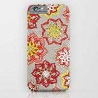 Fresh Cut Flowers iPhone 6 Slim Case