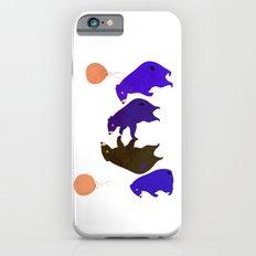A sleepy bear party Slim Case iPhone 6s