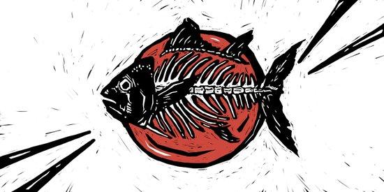 Tunafish Art Print