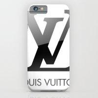 Louis Vuitton iPhone 6 Slim Case