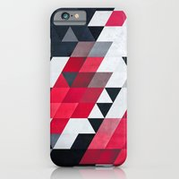 iPhone Cases featuring cyrysse by Spires