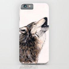 Grey wolf Slim Case iPhone 6s