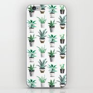 Bunch Of House Plants iPhone & iPod Skin