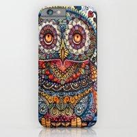 Magic  Graphic Owl  Pain… iPhone 6 Slim Case