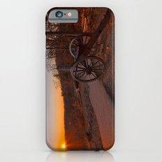 Gettysburg Sunset Cannon iPhone 6 Slim Case