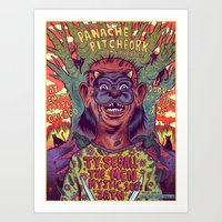Poster Ty Segall Art Print