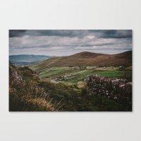 The Irish Countryside Canvas Print