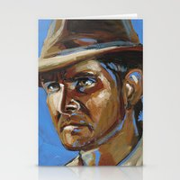 Indiana Jones - Harrison Ford Stationery Cards