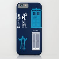 iPhone & iPod Case featuring This is Not My Time Machine by Lawrence Villanueva