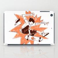 Skater iPad Case