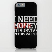 Money & Love iPhone 6 Slim Case