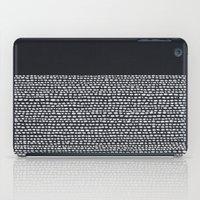 Riverside (Black) iPad Case