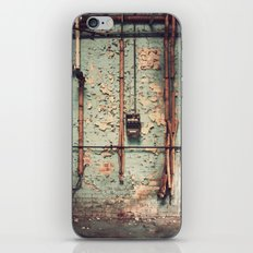 The Forgotten Wall  iPhone & iPod Skin