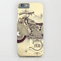 1936 indian iPhone 6 Slim Case