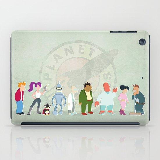 Planet Express iPad Case