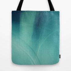 Underwater - Deep Blue Sea (abstract) Tote Bag