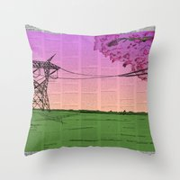 For Juliet Throw Pillow