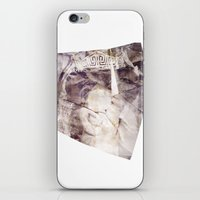 Your Time is Over iPhone & iPod Skin