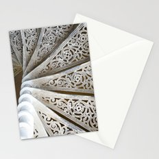 Step down pattern... Stationery Cards