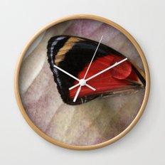 Wing Drop Wall Clock