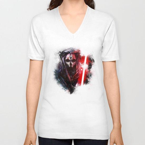 Darth Nihilus V-neck T-shirt