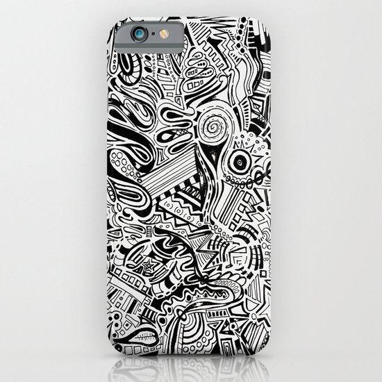 Inky \\ iPhone & iPod Case