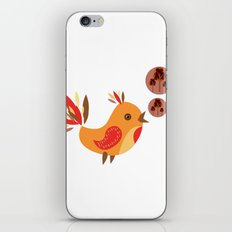 Talking Bird iPhone & iPod Skin