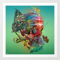 Magic Within Art Print