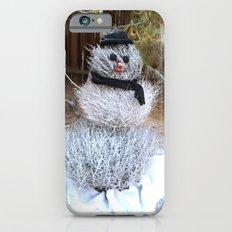 Winter Tumble Man iPhone 6 Slim Case