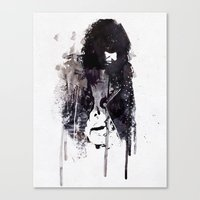 Alice Cooper Canvas Print