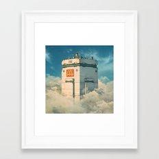 MCD 2087 (everyday 08.11.15) Framed Art Print