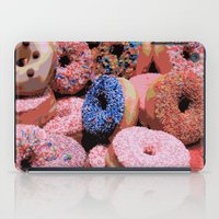 Donuts - JUSTART © iPad Case