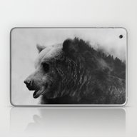 Big Bear #4 Laptop & iPad Skin