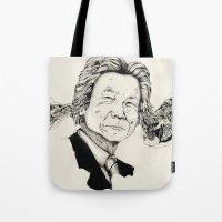 Mr. Junichiro Koizumi  Tote Bag