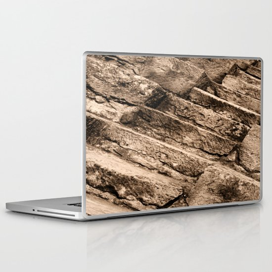 Stone Steps 3 Laptop & iPad Skin