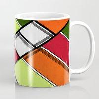 Lined II Mug