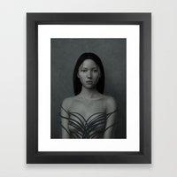 228 Framed Art Print
