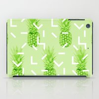 Summer Pineapples iPad Case
