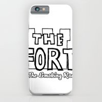 logo iPhone & iPod Cases featuring Logo by The Fort by The Smoking Roses!