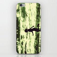 Minty-Fresh Tingles iPhone & iPod Skin