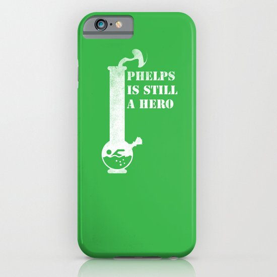 Phelps is Still A hero iPhone & iPod Case