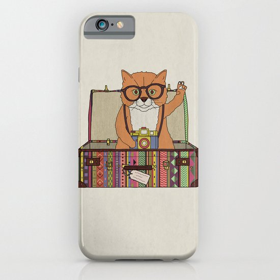 The Tourist iPhone & iPod Case