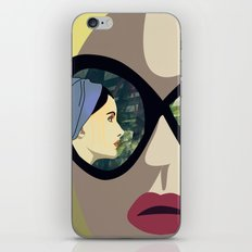 I'll Find You iPhone & iPod Skin