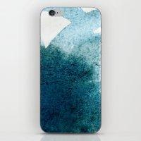 watercolor3 iPhone & iPod Skin