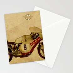 Ducati Number 9 Stationery Cards
