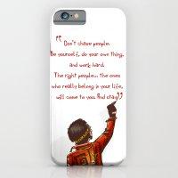 Positive Attitude iPhone 6 Slim Case